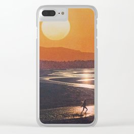 Pawnee Clear iPhone Case