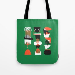 Everything in Balance Tote Bag