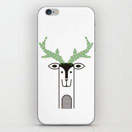 """Deardeer """"Tree"""" iPhone Skin"""