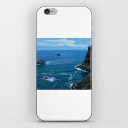 Coastal Cliffs iPhone Skin