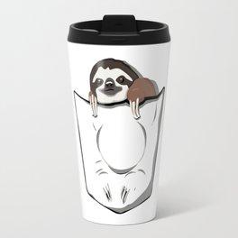 Sloth Pocket Travel Mug