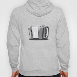 Accordion Musical Instrument Hoody
