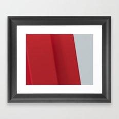 Serie_B Framed Art Print