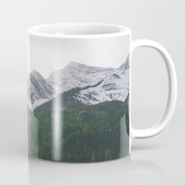 Sun Over The Trees Coffee Mug