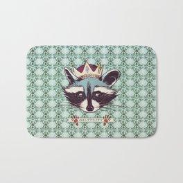 King Racoon · Ver.2 Bath Mat