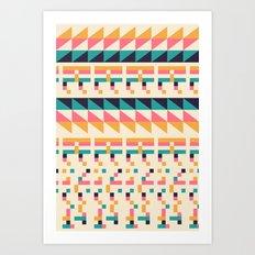 Pattern # 1 Art Print