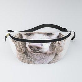 Standard Poodle Fanny Pack