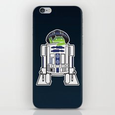 A Droid in you Droid iPhone & iPod Skin