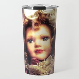 She's A Real Doll Travel Mug