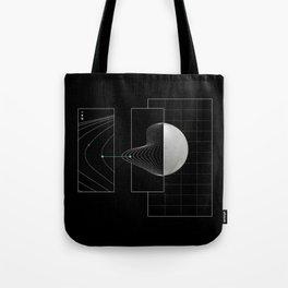 Keep on track Tote Bag