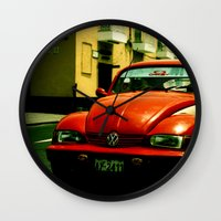 beetle Wall Clocks featuring Beetle by very giorgious
