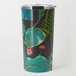 small nature flowers Travel Mug