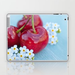 Cherry Beauty Laptop & iPad Skin
