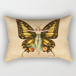 Butterfly Flapper Rectangular Pillow