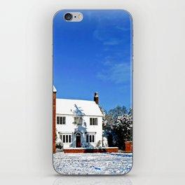 Wondrous Winter iPhone Skin