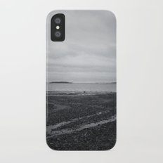 The World On Your Shoulders iPhone X Slim Case
