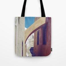 Santorini Walkway III Tote Bag