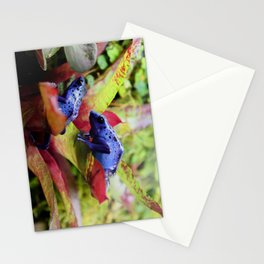 Blue Poison Dart Frogs (Dendrobates Azureus) Stationery Cards