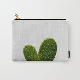 Heart Cactus Carry-All Pouch