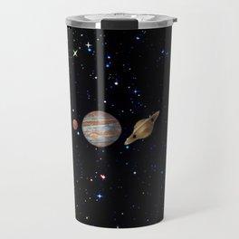 Planetary Solar System Travel Mug