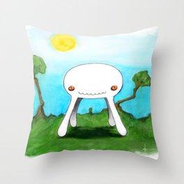 The Odd Throw Pillow