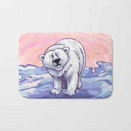 Animal Parade Polar Bear Bath Mat