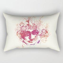 Mars Rectangular Pillow
