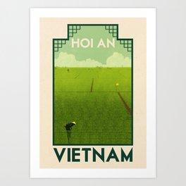 Vietnam - Hoi An Art Print