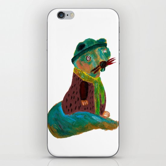 squirrel iPhone & iPod Skin