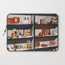 My oh my what is on the shelf?  Laptop Sleeve