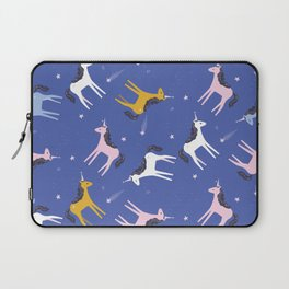 Super unicorn sparkles Laptop Sleeve
