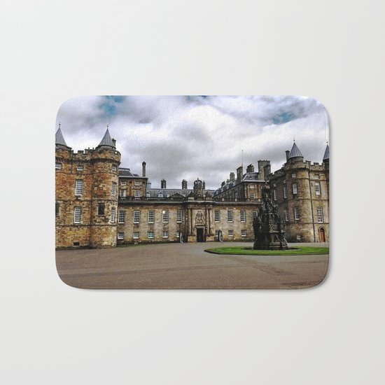 Holyrood Palace - Edinburgh United, Kingdom - Scotland Bath Mat