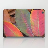 camus iPad Cases featuring Hello Sweet Autumn by Graphic Tabby