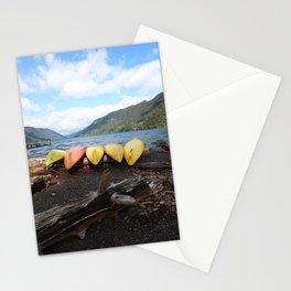 Lake Crescent Washington Stationery Cards