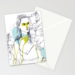 Stinging Nettle Stationery Cards