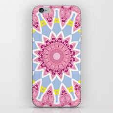 Kaleidoscope #1 iPhone & iPod Skin