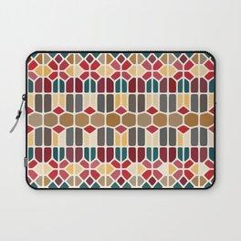 Budapest Voronoi Laptop Sleeve