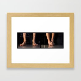Love & Regret (7) Framed Art Print