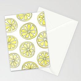 Lemon Slices Stationery Cards