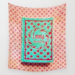 Jane Austen's Emma Wall Tapestry
