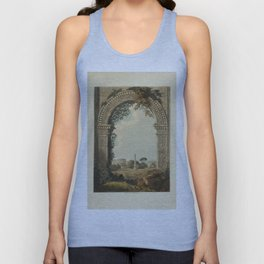 Ruins Of Rome Unisex Tank Top