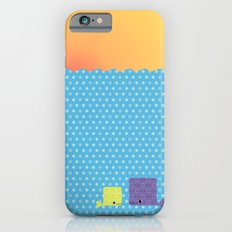Having a whale of a time iPhone 6s Slim Case