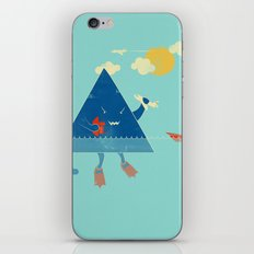 Bermuda Triangle iPhone Skin