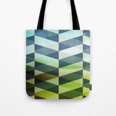 Herring Greens And Blues Tote Bag