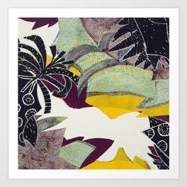 Tropical Touches Art Print