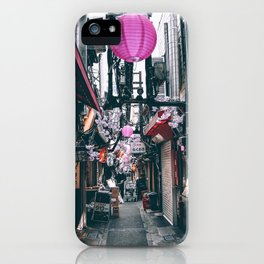 Tokyo 61 iPhone Case