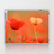 Two poppies 1873 Laptop & iPad Skin