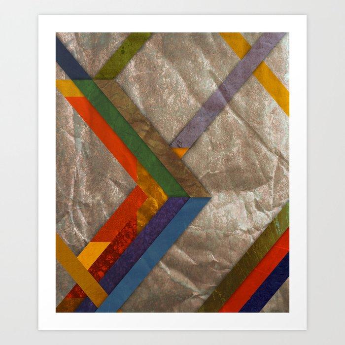 Abstract #269 Art Print
