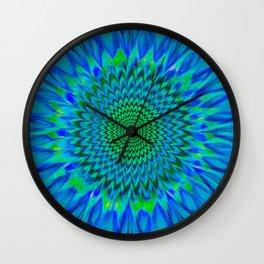 Hypnotix #1 Optical Illusion Wall Clock