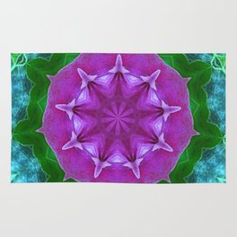 Pattern Of Nature Rug
